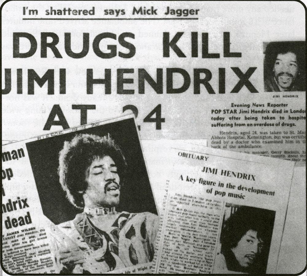 Jimi hendrix essays