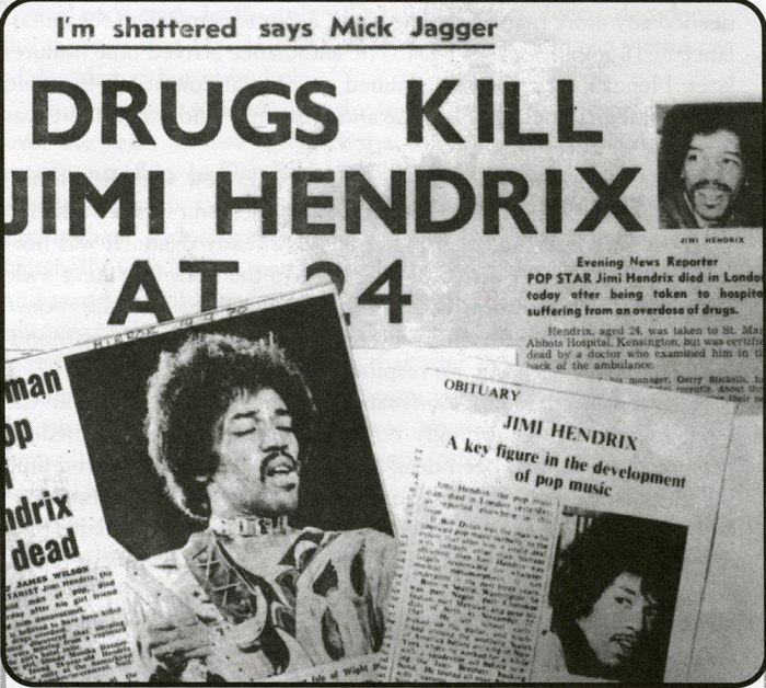 Jimi Hendrix Drove a Dune Buggy in 1968, Owned at Least ...