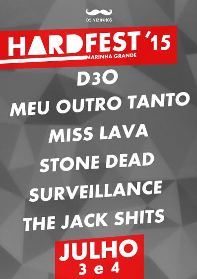 J008-02 HARDFEST 2015